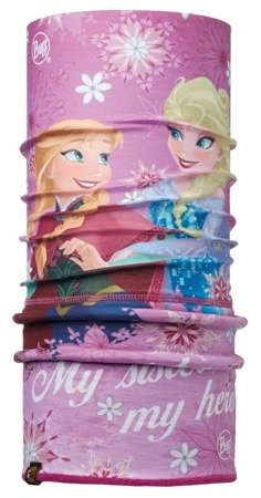 Komin Frozen Child Polar Buff SISTERS PINK