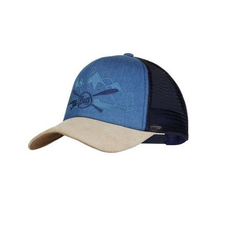 Czapka Trucker Cap Kids Buff BRANY DENIM