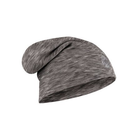 Czapka Zimowa Buff Heavyweight Merino Wool Hat FOG GREY MULTI STRIPES