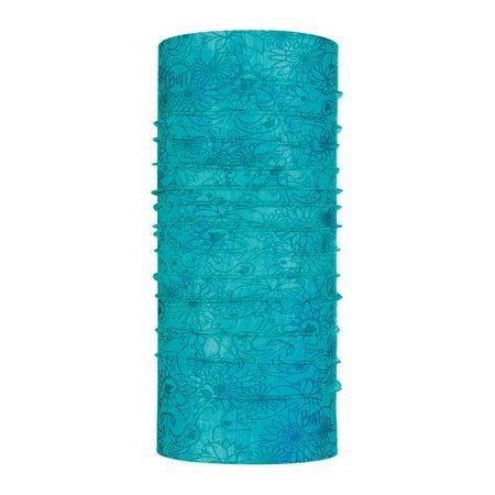 Chusta Coolnet UV+ Insect Shield Buff SURYA TURQUOISE
