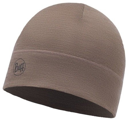 Czapka Buff Lightweight Merino Wool Hat Walnut Brown