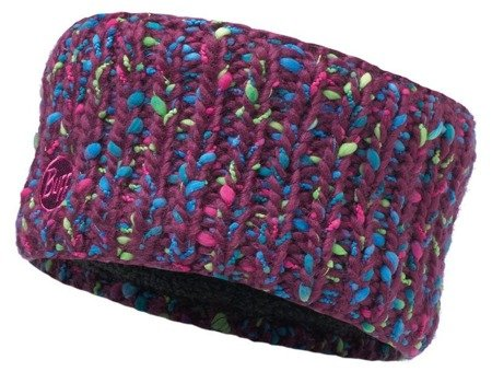 Opaska Headband Knitted Polar Buff Yssik Amaranth Purple