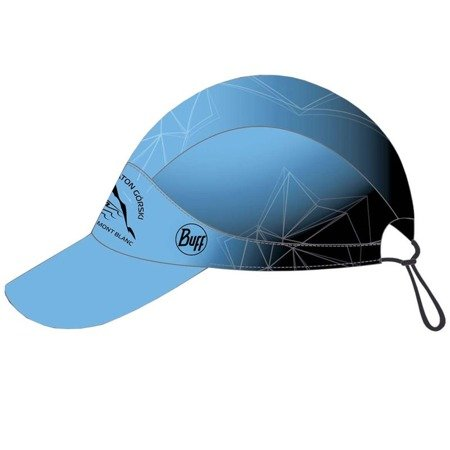 Czapka BUFF Pack Run Cap Śnieżka 2018 blue
