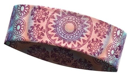 Opaska BUFF UV Headband Slim Shantra Violet