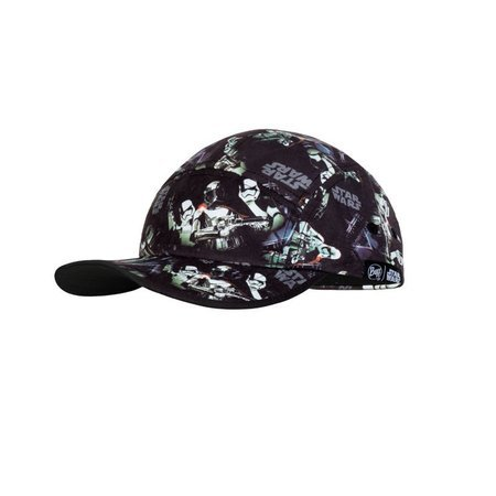 Czapka Dziecięca 5 Panels Cap Kids Buff Star Wars FIRST ORDER BLACK