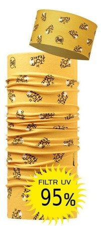 Zestaw: Opaska Tour de france Buff UV Headband YPRES + Chusta Tour de france High UV Protection Buff® YPRES