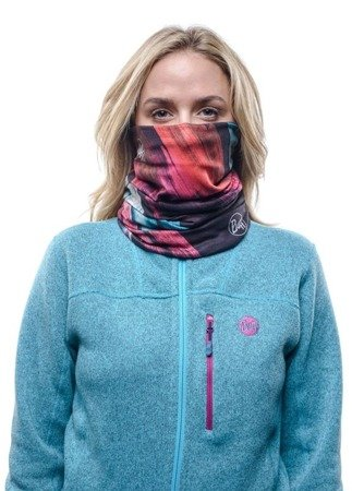 Komin Reversible Polar US Buff SOLAR WIND PINK