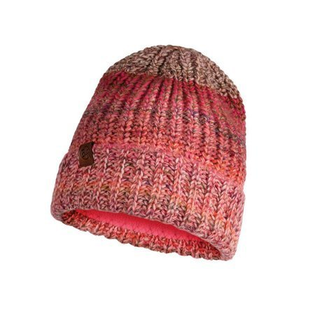 Czapka Zimowa Buff Knitted & Fleece Hat Olya DUNE