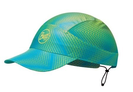 Czapka Buff® Pack Run Cap R-Jam Lime