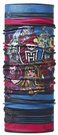 Chusta Junior Original Buff Monster High CREEPY