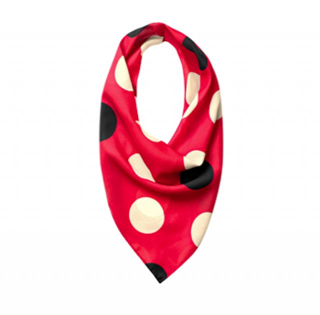 Bandana Disney Dotty Red Crimson