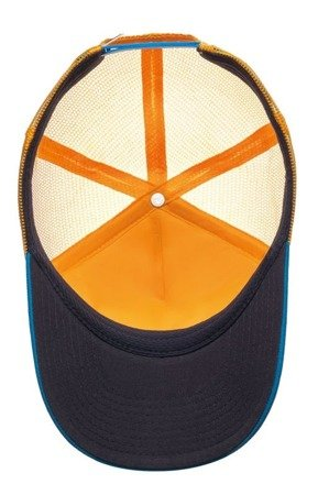 Czapka BUFF Trucker Cap Lake Reflex Dark Brown