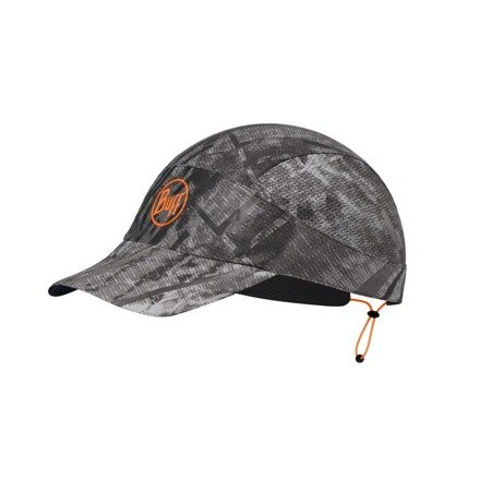 Czapka Buff Pack Run Cap XL R-CITY JUNGLE GREY