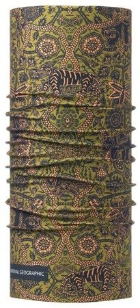 Chusta High UV Protection Buff® National Geographic Javanak Olive