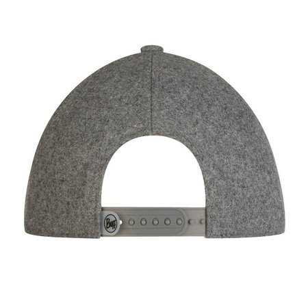 Czapka Buff Snapback YELENA LIGHT GREY