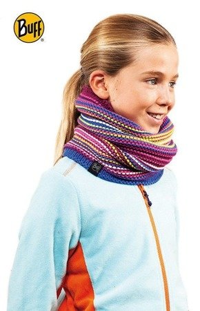 Komin Junior Neckwarmer Buff® Knitted&Polar AMITY