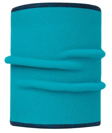 Komin Reversible Polar Neckwarmer Buff® Ivana Blue Capri