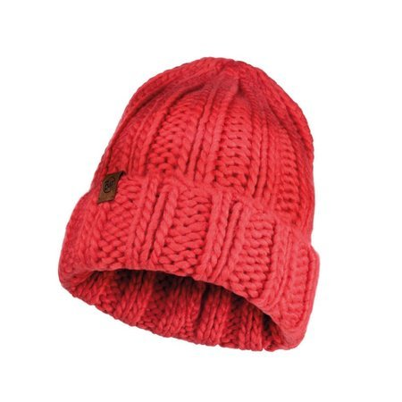 Czapka Buff Knitted Hat Vanya BLOSSOM RED