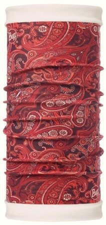 Komin Reversible Polar Buff Katisha Terracotta Burnt