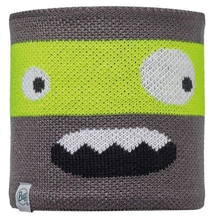 Komin Junior Neckwarmer Buff Knitted and Polar NOVY SCARY