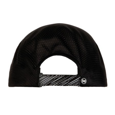 Czapka Buff One Touch Cap R-SOLID BLACK