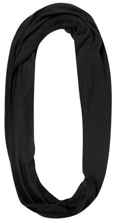 Szal / Komin Infinity Wool Solid BUFF® BLACK