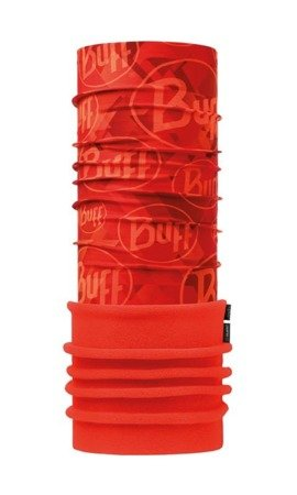 Komin Polar US Buff TIP LOGO ORANGE FLUOR