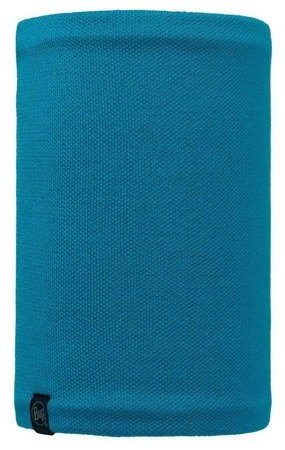 Komin Neckwarmer Buff Knitted Polar Neo Lake Blue