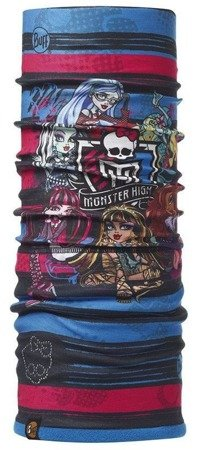 Komin Dziecięcy Junior Polar Buff Monster High CREEPY