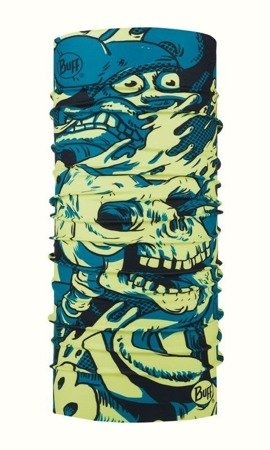 Chusta Original US Buff FIZZSKU YELLOW FLUOR