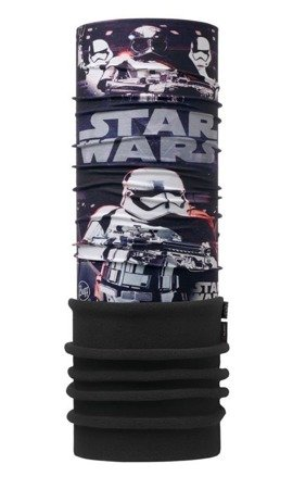 Komin Dziecięcy Junior Polar US Buff Star Wars FIRST ORDER BLACK