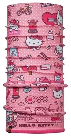 Komin Hello Kitty Child Polar Buff MAILING ROSE