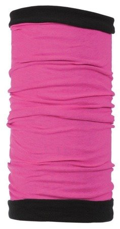 Komin Polar Buff® Reversible MAGENTA / BLACK