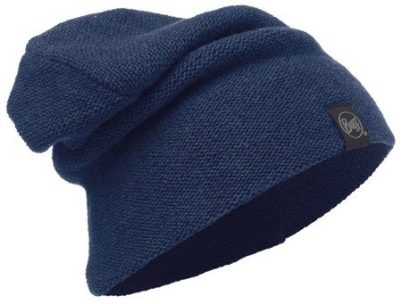 Buff Czapka Knitted Colt Dark Denim