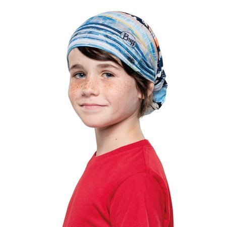 Chusta Dziecięca Coolnet UV+ Child Buff SHARKY MULTI