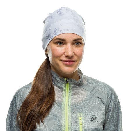 Czapka Buff Thermonet DISTH FOG GREY