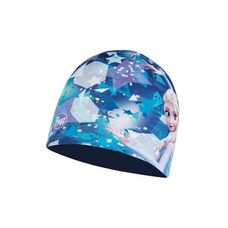 Czapka Buff Child Microfiber & Polar US Hat Frozen ELSA BLUE