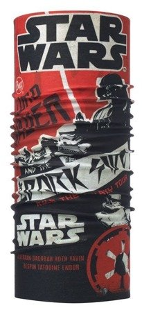 Chusta Original Buff Star Wars GALAXY TOUR RED