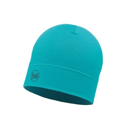 Buff Hat Midweight Merino 250 Solid Turquoise