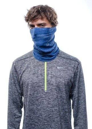Dryflx Neckwarmer US Buff R-BLUE
