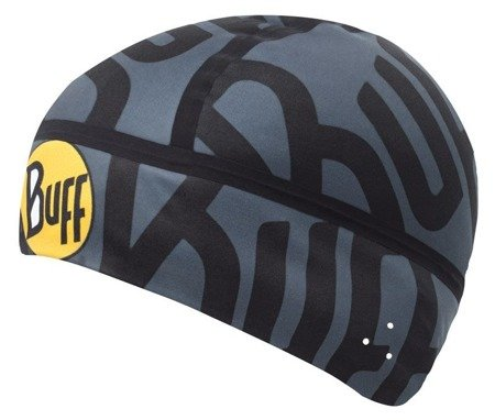 Buff Czapka Windproof Ultimate Logo Black S/M