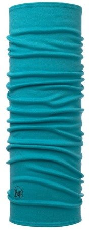 Chusta Wool Midweight Buff Solid Turquoise