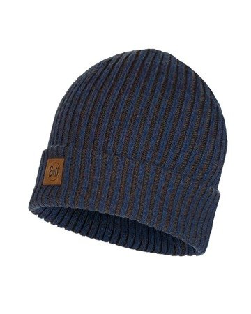 Czapka Buff Knitted Hat Lars NIGHT BLUE