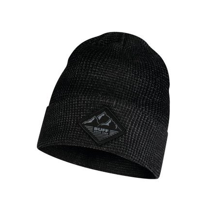 Czapka Buff Knitted Hat Maks BLACK