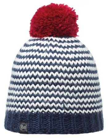 Buff Czapka Knitted & Polar Dorn Navy