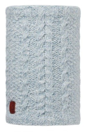 Komin Neckwarmer Buff Knitted Polar Fleece Amby Snow