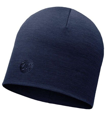 Czapka Buff Heavyweight Merino Wool Hat Regular DENIM