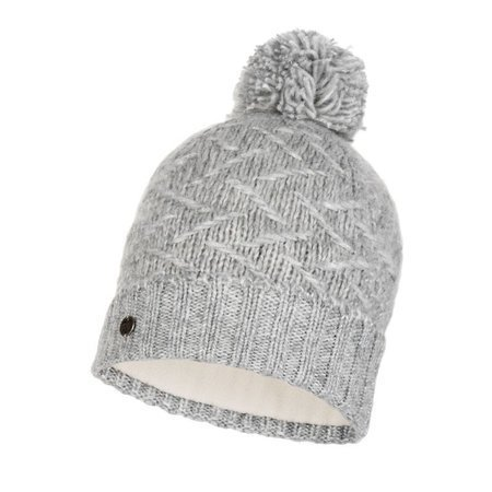 Czapka Zimowa Buff Knitted & Fleece Hat Ebba Cloud