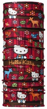 Chusta Dziecięca Junior Buff® Hello Kitty FOREST