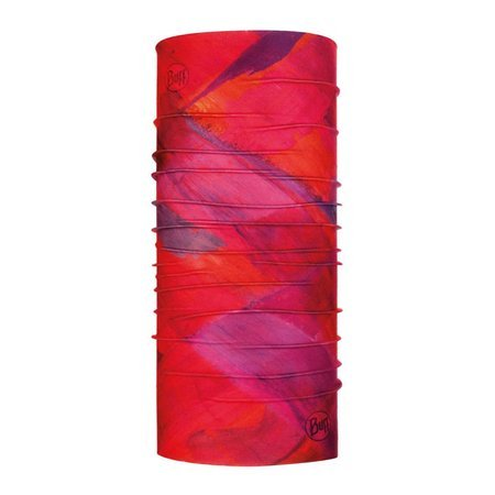Chusta Coolnet UV+ Insect Shield Buff CASSIA RED